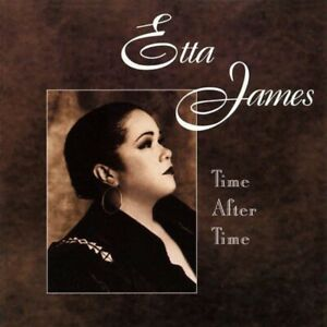 1 CENT CD Etta James – Time After Time / Club Edition / Soul, Blues