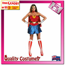 Wonder Woman Unbranded Dress Costumes for Women