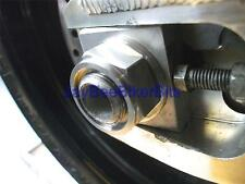 Honda Rc51 Sp1 Sp2 Vtr1000 Cb1300 Eje bridado Tuerca Titanio m22x1.5 Trasero r2c9