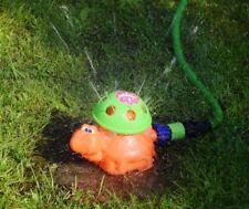 Splash & Fun Tier Dino Sprinkler Wassersprinkler Wasserspiel Party spiel
