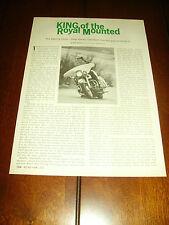 1970 HARLEY DAVIDSON ELECTRA GLIDE  ***ORIGINAL  ARTICLE***