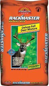 SeedRanch Fall Deer Food Plot Seed - 10 Lbs