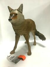Flambeau Lone Howler Coyote Decoy Multi Position Realistic Master Series 5985Ms1
