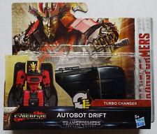 HASBRO® C3136 Transformers THE LAST KNIGHT Turbo Changer Drift