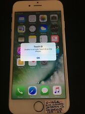 iPhone 6 - 16GB Silver Smartphone FAULTY - For Parts (i6042)