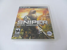 Sniper: Ghost Warrior (Sony Playstation 3, 2011) Game Only