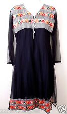 Indian Bollywood Kurta Kurti Designer Women Ethnic Top Tunic Pakistani New