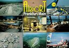 L0105mdtA5 Germany Frankfurt Main International Airport postcard