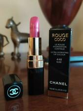 Discontinued New Chanel Rouge Coco Lipstick 448 Elise ultra hydrating lipstick