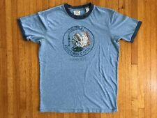 New listing Vintage 80s Abercrombie & Fitch Ringer T-Shirt Men Sz M Paper Thin Distressed