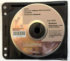 Microsoft Windows XP Professional 64 bit X64 - FULL VERSION, AS PICTURED