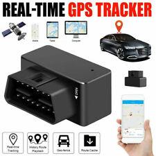 Obd Ii Gps Tracker Real-time Car Truck Vehicle Locator Gsm Gprs+Beidou Locator