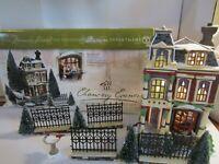 Department 56 Dickens Village ~ Chancery Corner ~ #56.58352 Lighted Display 1999