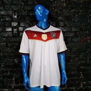 Germany Team Jersey  Home football shirt 2014 - 2015 Adidas M35022 Mens Size 2XL