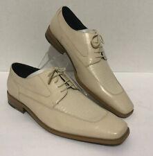 Giorgio Brutini Bone Leather  Lace Up Oxfords Shoes Mens Size 13M NEW (BIN 26)