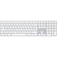 Apple Magic Tastatur Keyboard Ziffernblock (Englisch) - Silber Drahtlos