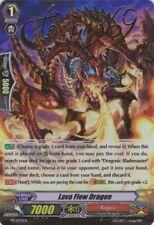 1x Cardfight!! Vanguard Lava Flow Dragon - PR/0170EN - PR Stamped Near Mint
