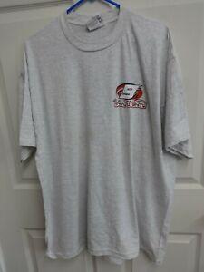 NWOT Dead Stock 2001 Bill Elliott # 9 NASCAR American Tradition T-Shirt Men L