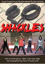 Shackles - hip hop praise dance choreography instruction DVD (0 region free)