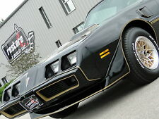 78 79 80 Pontiac Trans Am SE Gold Brown Decals Ultimate