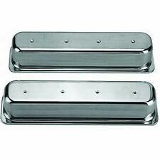 SBC CHEVY TALL CENTER BOLT POLISHED VALVE COVER VORTEC