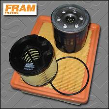 KIT di servizio CITROEN XSARA PICASSO 2.0 HDi FRAM Olio Aria Carburante Filtro Bosch (00-05