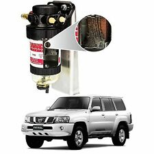 Diesel fuel filter water separator pre-filter for NISSAN PATROL Y61 GU 3.0L CRD