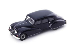 Citroen 15/6 Antem Bleu Foncé - France - 1948  - AutoCult 1/43