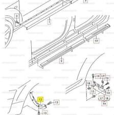 Genuine AUDI SEAT A4 Avant Quattro S4 Grip For Lid Lock Cable 8E1823533B01C