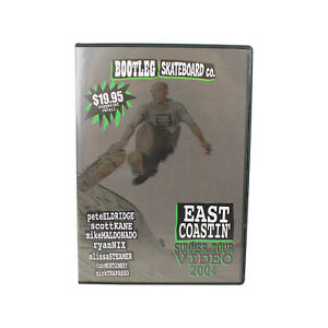 Bootleg Skateboards East Costin DVD Summer Tour Video 2004