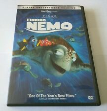 Finding Nemo (Dvd, 2003, 2-Disc Set) Collector'S Edition *Hugely Entertaining*