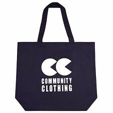 Community Clothing Navy Tote Bag