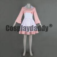 Pokemon Pocket Monsters XY Center Lady Nurse Joy Dress Cosplay Costume F006