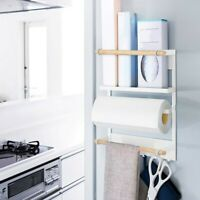 Multi-function Kitchen Wall-mounted Storage Rack Bathroom Organizer Holder Shelf