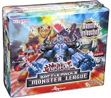 Battle Pack 3 Monster League Sealed 1st Edition Booster Box Yu-Gi-Oh!