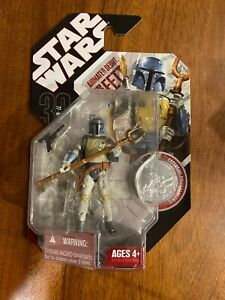 Hasbro Star Wars 30th Anniversary 30-24 Boba Fett Animated Debut 2007