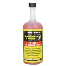 New Mechanic In A Bottle Synthetic Fuel Additive 24 Oz. 2-4 Cycle Engine Repairs