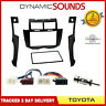 CT24TY30 Car Stereo Fascia ISO Aerial Fitting Kit for Toyota Yaris MK2 2007 On