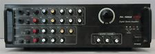 Vintage Boston Audio Model PA-1000X Digital Stereo Power Amplifier Tested/Works