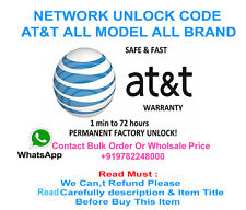 Network Unlock Code/Pin AT&T samsung Captivate Glide