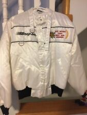 Rick Mears 1984 Indy 500 winner racing jacket - SNAP ON - Beautiful - RARE!