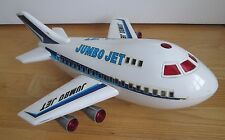 Cheng Ching 747 Jumbo Jet Vtg 1988 Battery Operated ~ Realistic Lights & Sounds!