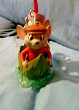 Disney Store 2017 Sketchbook Ornament, The Rescuers , Nwt