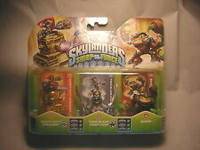 Skylanders SWAP-FORCE pack Heavy duty Twin Blade  Scorp GIANTS  360  PS3