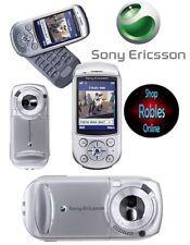 Sony ERICSSON s700i ARCTIC SILVER (Senza SIM-lock) 3 nastro, Camara radio mp3 raritätt