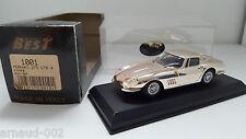 Best Model (Italie) - Ferrari 275 GTB 4 Silver - Série limitée (1/43)