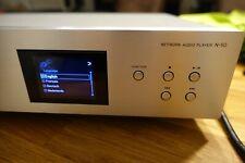 Pioneer N-50 Netzwerkplayer / N-50-S DAC / N50 Networkplayer Silber