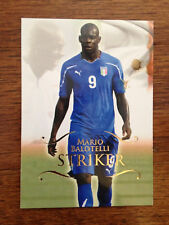 2011 Unique Futera Soccer Card - Italy BALOTELLI Mint