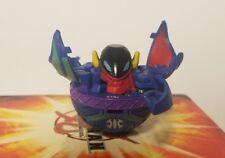 Bakugan Battle Brawlers - Blue Aquos Translucent Preyas Diablo