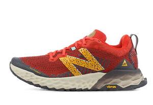 New Balance mthiero6 Hierro v6 scarpa trail running uomo red orange